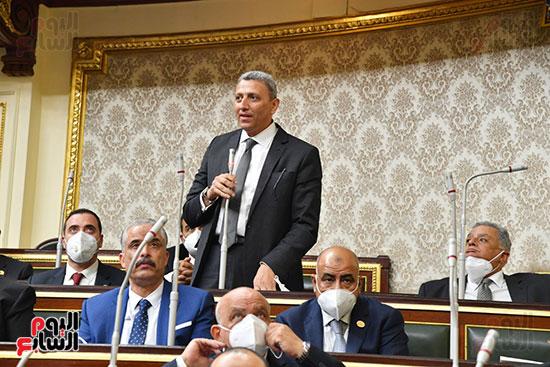 المستشار أحمد سعد الدين يترشح لوكالة البرلمان