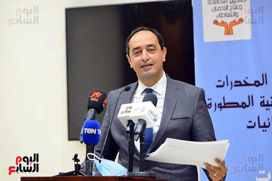 نيفين القباج وزيرة التضامن الاجتماعى (3)