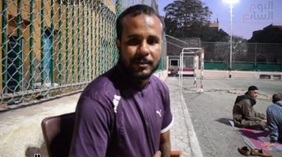 الشاذلى حامد لاعب نادى الإرادة والتحدى ينجح فى رفع اسم المحافظة بالمنافسات (5)