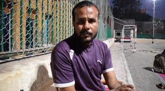 الشاذلى حامد لاعب نادى الإرادة والتحدى ينجح فى رفع اسم المحافظة بالمنافسات (1)