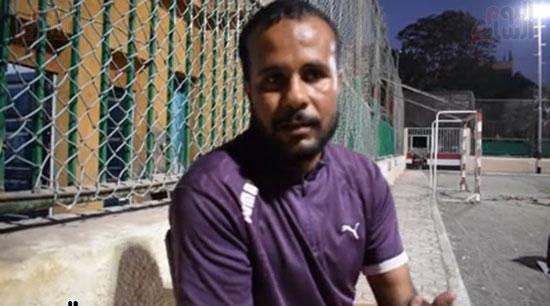 الشاذلى حامد لاعب نادى الإرادة والتحدى ينجح فى رفع اسم المحافظة بالمنافسات (2)