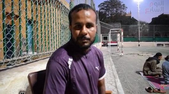 الشاذلى حامد لاعب نادى الإرادة والتحدى ينجح فى رفع اسم المحافظة بالمنافسات (3)
