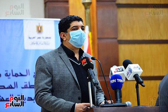 نيفين القباج وزيرة التضامن الاجتماعى (15)