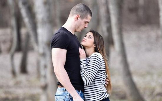 الزواج من رجل طويل