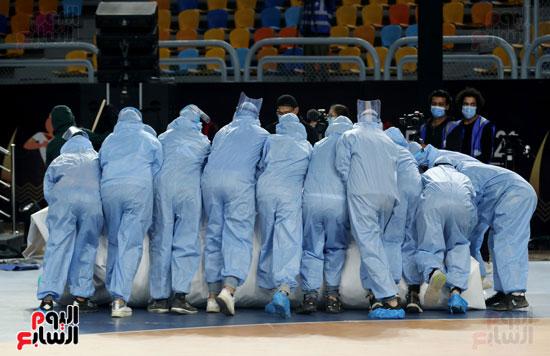 افتتاح كاس العالم لكرة اليد