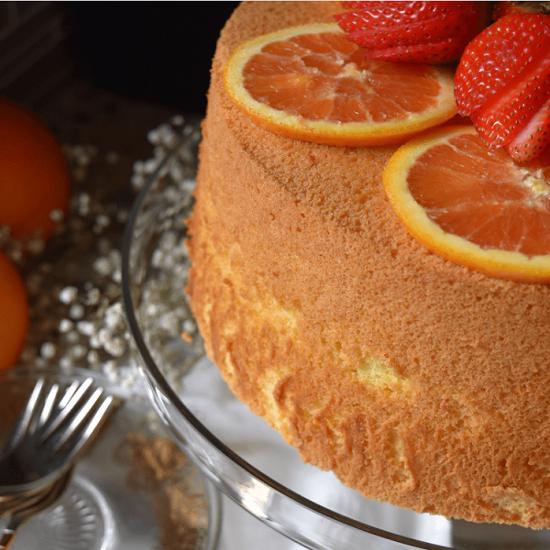 طريقة عمل الكيكة الاسفنجية