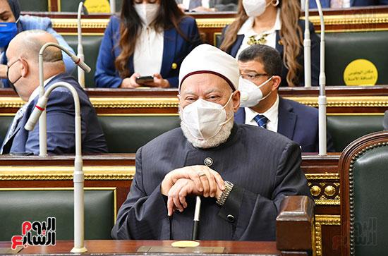 الدكتور على جمعة عضو مجلس النواب