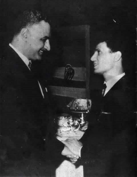 جمال عبد الناصر وعبد الحليم حافظ