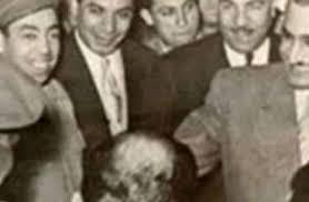 جمال عبد الناصر واسماعيل ياسين