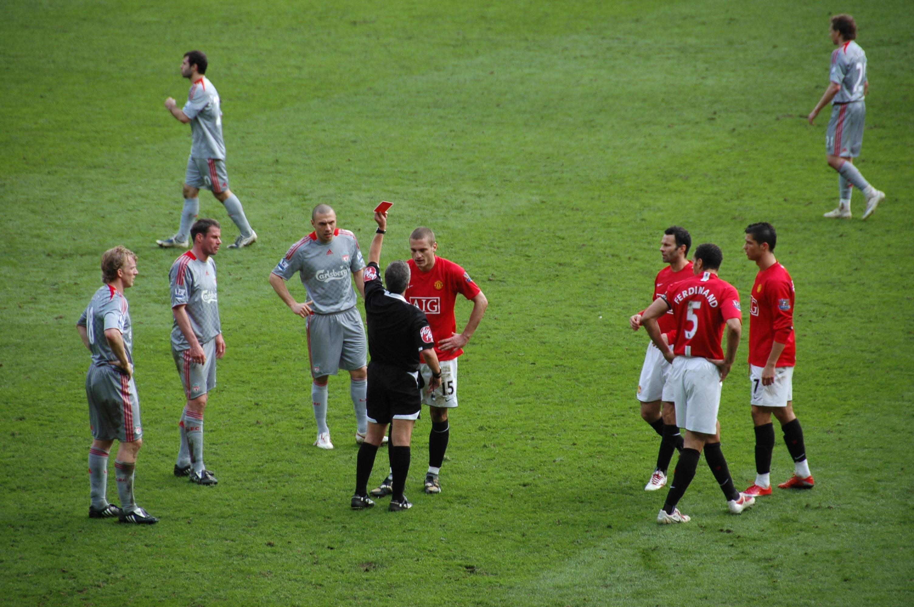 ليفربول ضد مان يونايتد