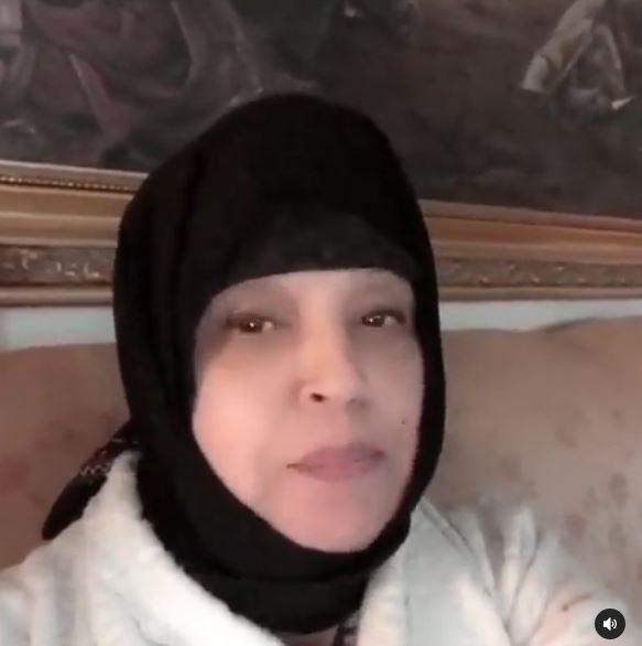 الفنانة فيفى عبده في فيديو جديد