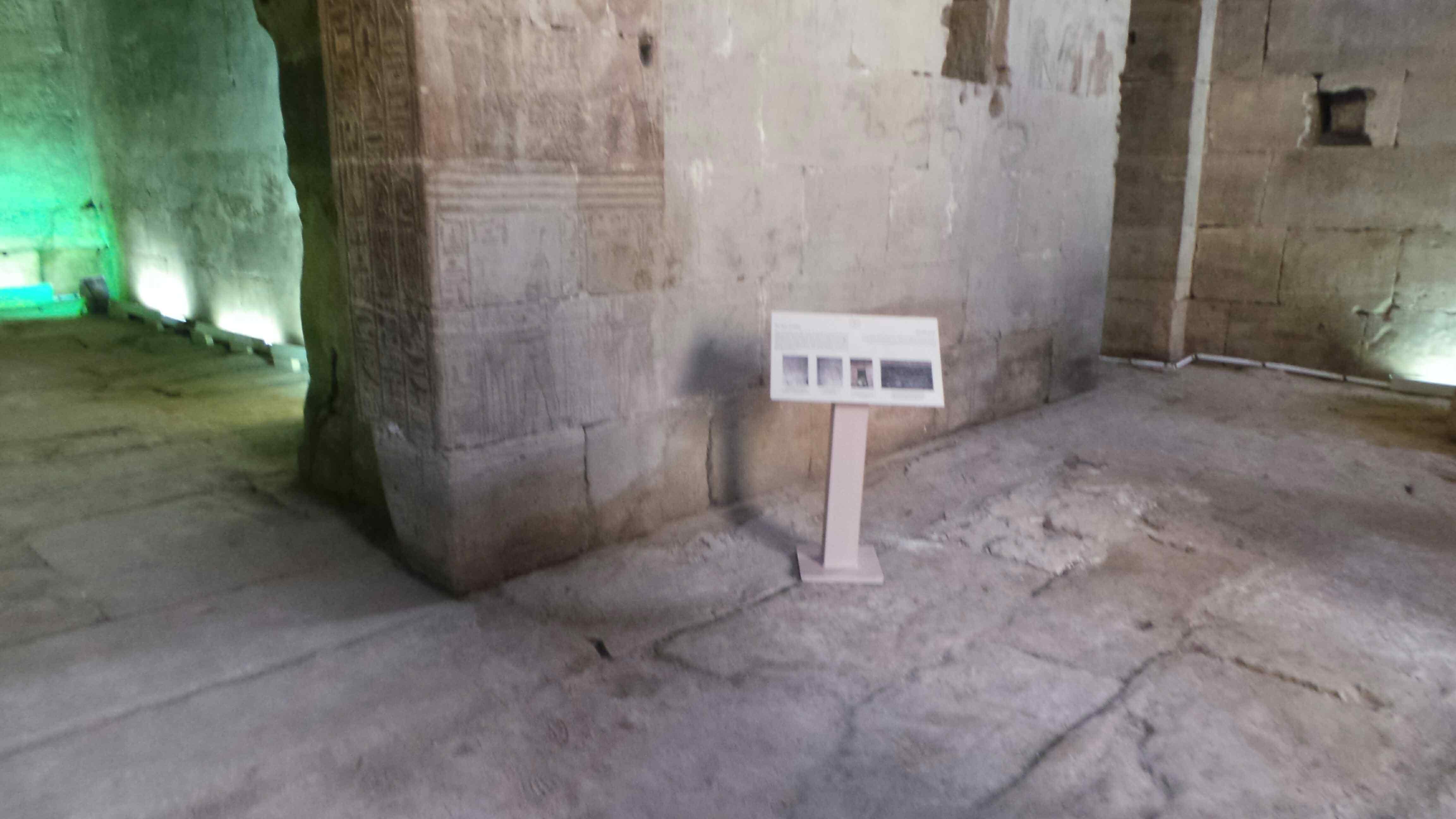 معبد إيزيس بعد افتتاحه بمناسبة عيد أسوان (6)