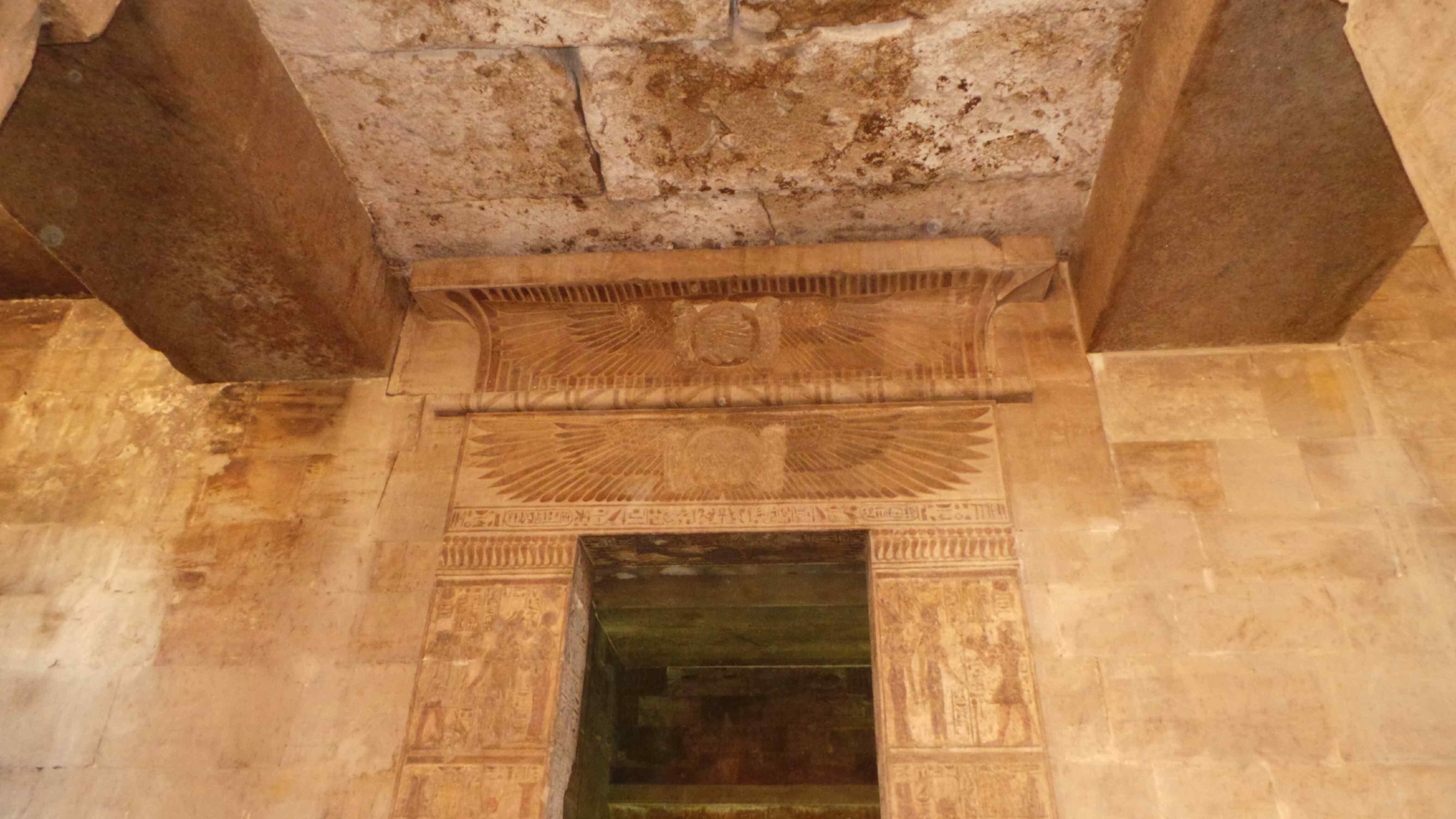 معبد إيزيس بعد افتتاحه بمناسبة عيد أسوان (4)