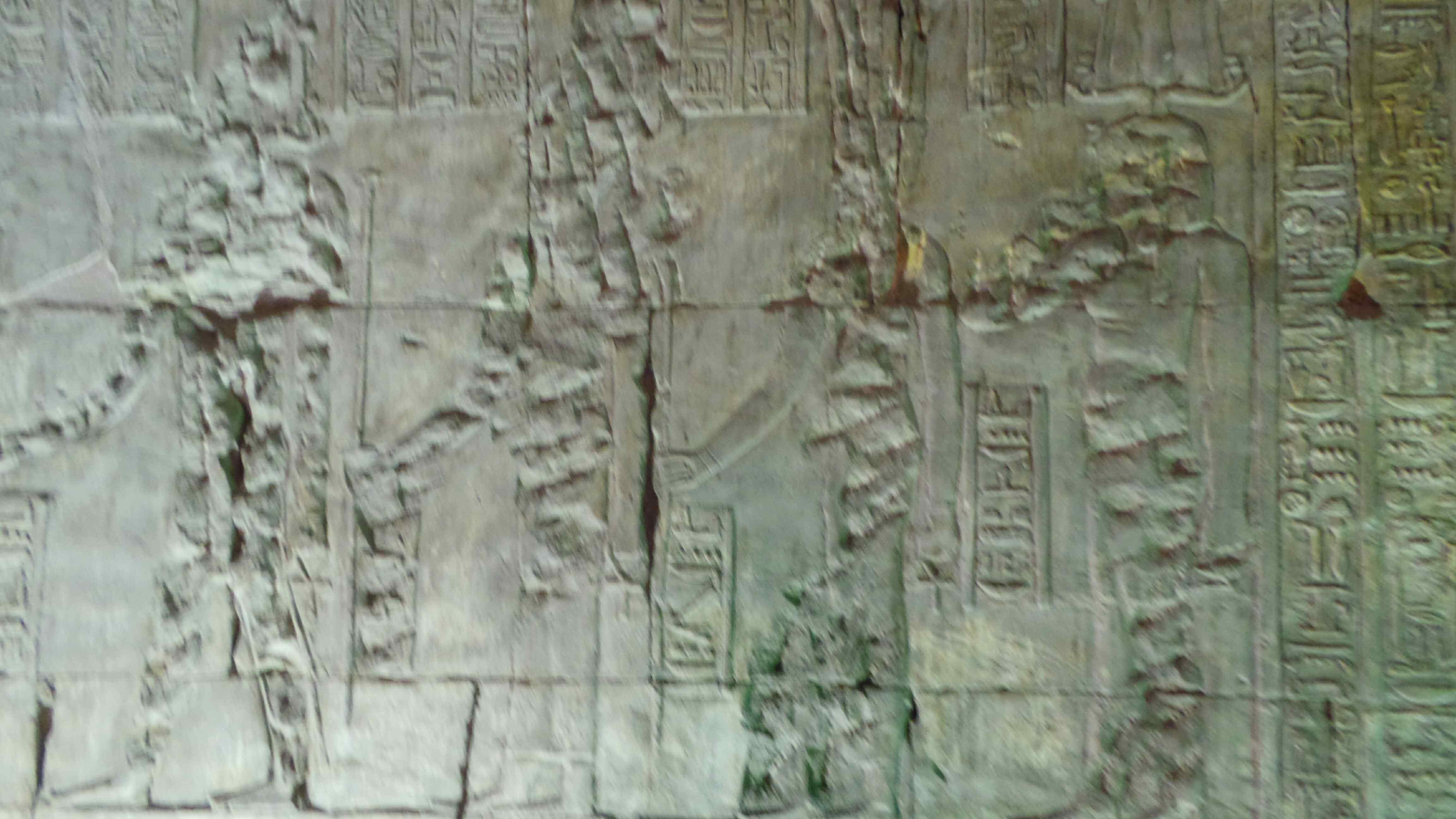 معبد إيزيس بعد افتتاحه بمناسبة عيد أسوان (8)