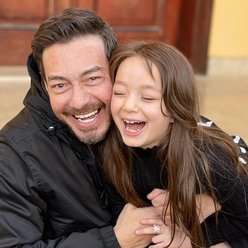 زاهر وابنته