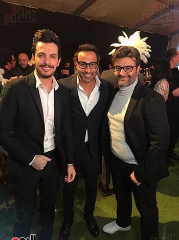 زفاف نادر حمدى (1)