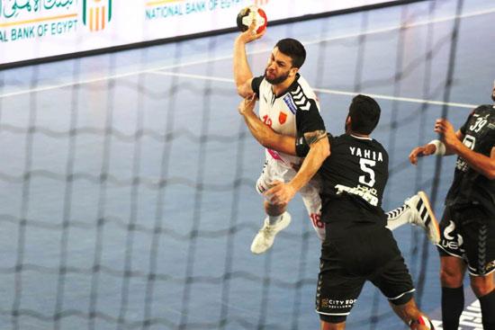 مباراة مصر ومقدونيا (19)