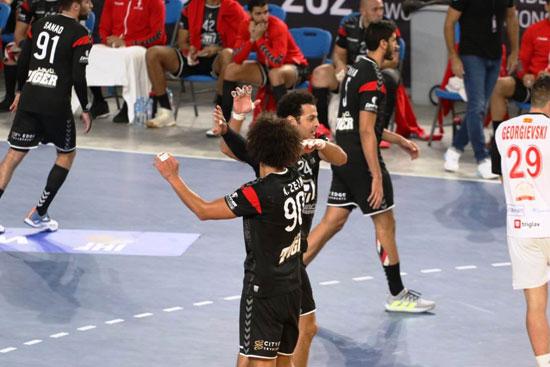 مباراة مصر ومقدونيا (13)