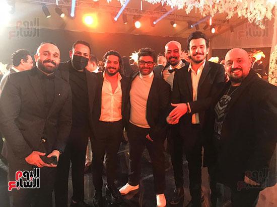زفاف نادر حمدى (2)