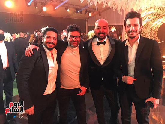 زفاف نادر حمدى (3)