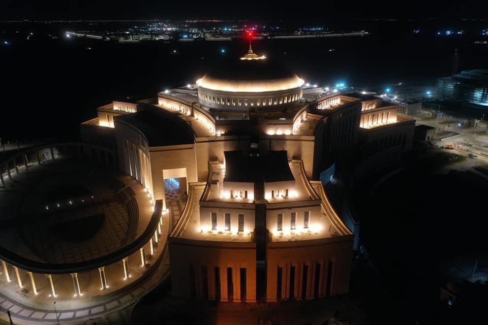 مجلس النواب فى العاصمة الإدارية الجديدة