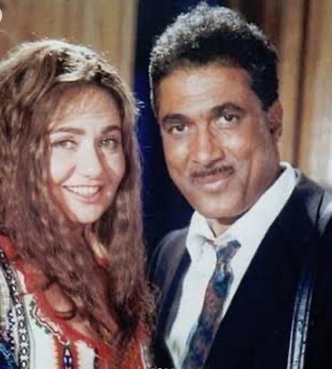 احمد زكى وليلى علوى