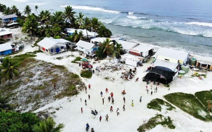 جزر توفالو الصح