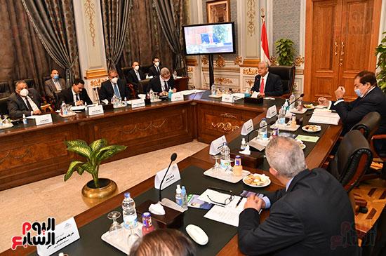 أجتماع اللجنة العامة لمجلس النواب (4)