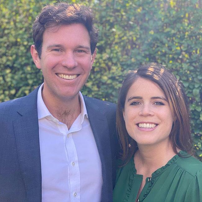 يستقبل جاك ويوجيني بطفلهما الأول في أوائل عام 2021