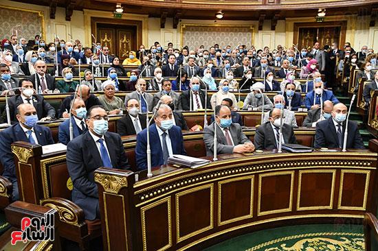 الحكومة امام البرلمان (1)