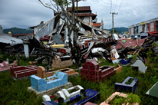زلزال إندونيسيا