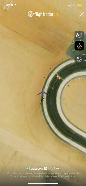 انطلاق أولى الرحلات الجوية من مطار القاهرة إلى الدوحة  (1)