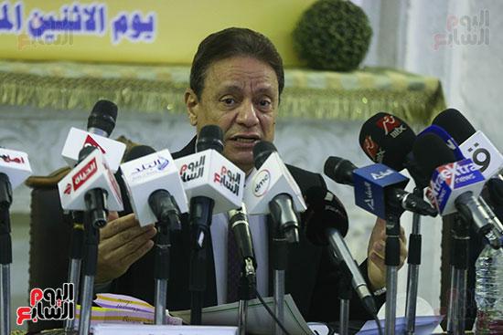 الكاتب الكبير كرم جبر رئيس المجلس الأعلى للإعلام