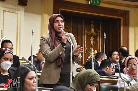 جلسه مجلس النواب - وزير التنميه المحليه (28)