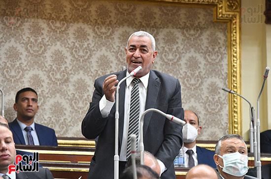جلسه مجلس النواب - وزير التنميه المحليه (13)