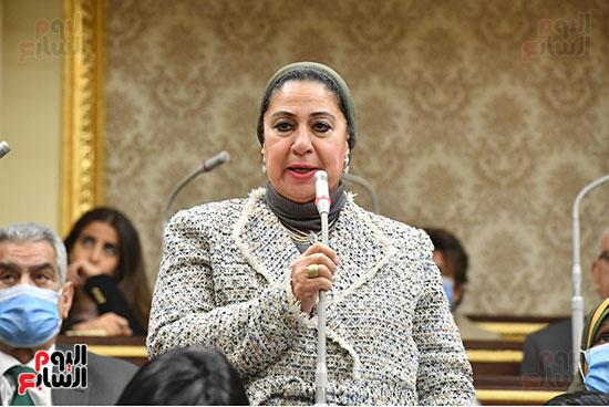 جلسه مجلس النواب - وزير التنميه المحليه (43)