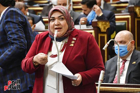 جلسه مجلس النواب - وزير التنميه المحليه (23)