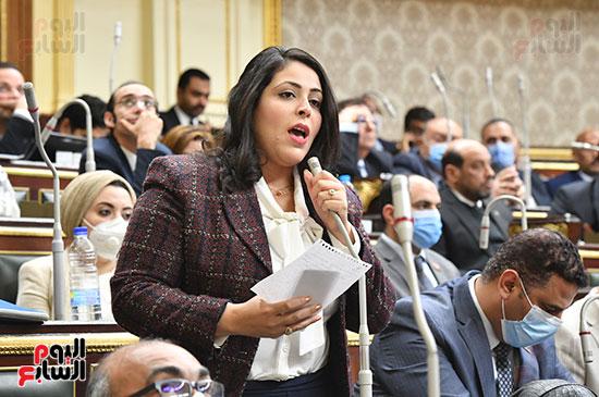 جلسه مجلس النواب - وزير التنميه المحليه (31)