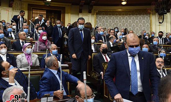 بيان الحكومة أمام مجلس النواب (25)