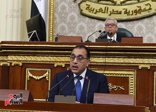 بيان الحكومة أمام مجلس النواب (12)