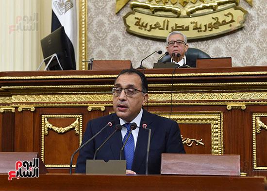 بيان الحكومة أمام مجلس النواب (11)