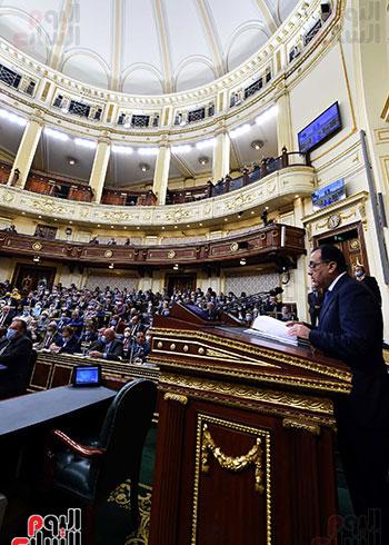 بيان الحكومة أمام مجلس النواب (21)