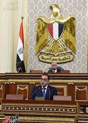 بيان الحكومة أمام مجلس النواب (14)