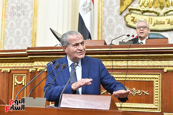 الجلسة العامة لمجلس النواب (12)