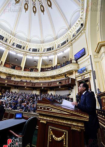بيان الحكومة أمام مجلس النواب (20)