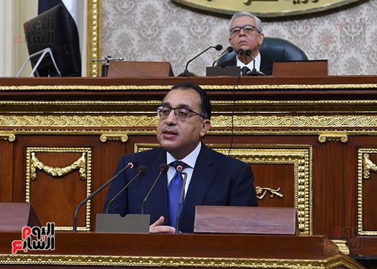 بيان الحكومة أمام مجلس النواب (16)