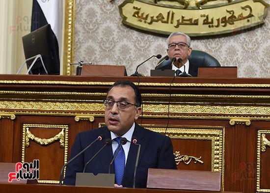 بيان الحكومة أمام مجلس النواب (13)