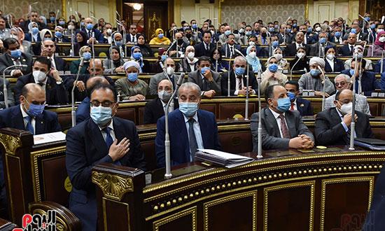 بيان الحكومة أمام مجلس النواب (26)