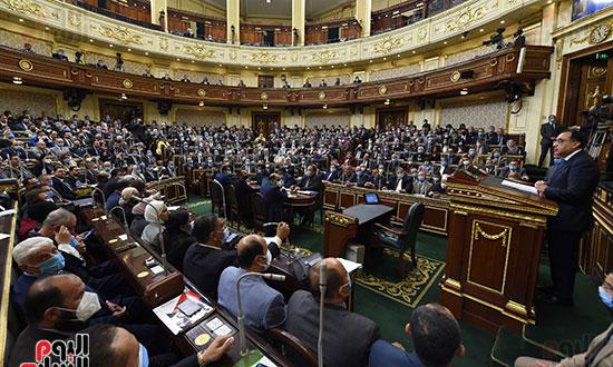 بيان الحكومة أمام مجلس النواب (10)