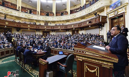 بيان الحكومة أمام مجلس النواب (19)
